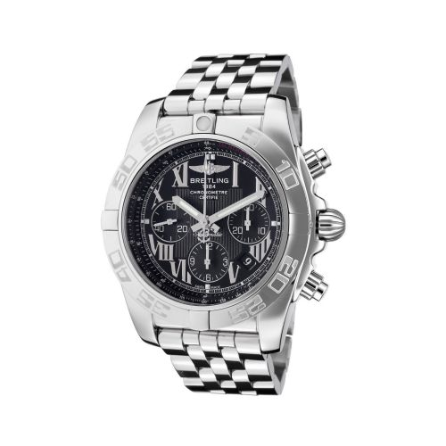 BREITLING Chronomat 44 Automatic Chronograph Gents Watch AB011012/B956/375A